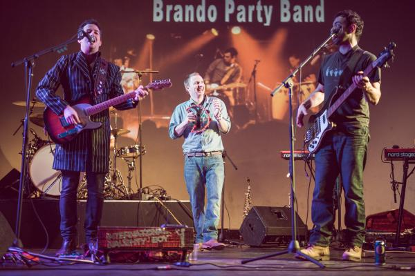 Brando Wedding Band Live 55
